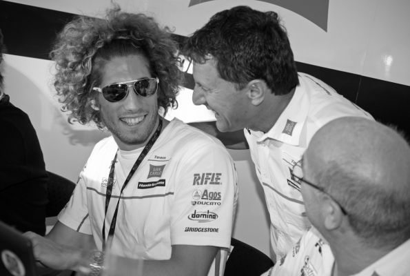 Ciao Marco!