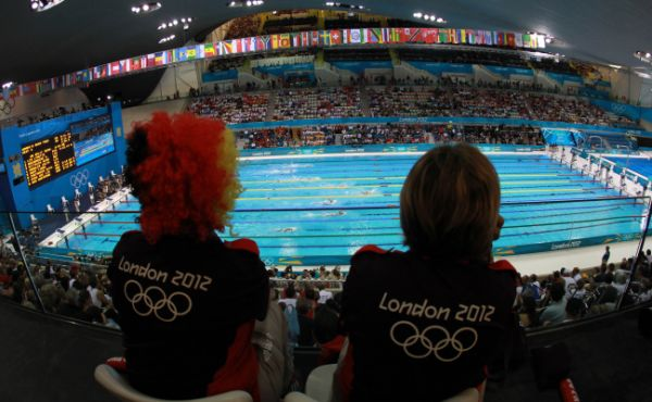 London, Aquatic Centre