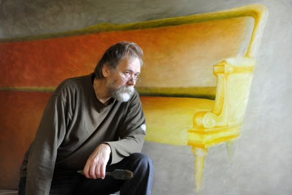 A vásznon innen   On this side of the canvas